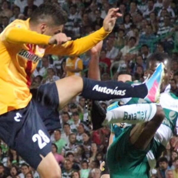 Santos vs Morelia2