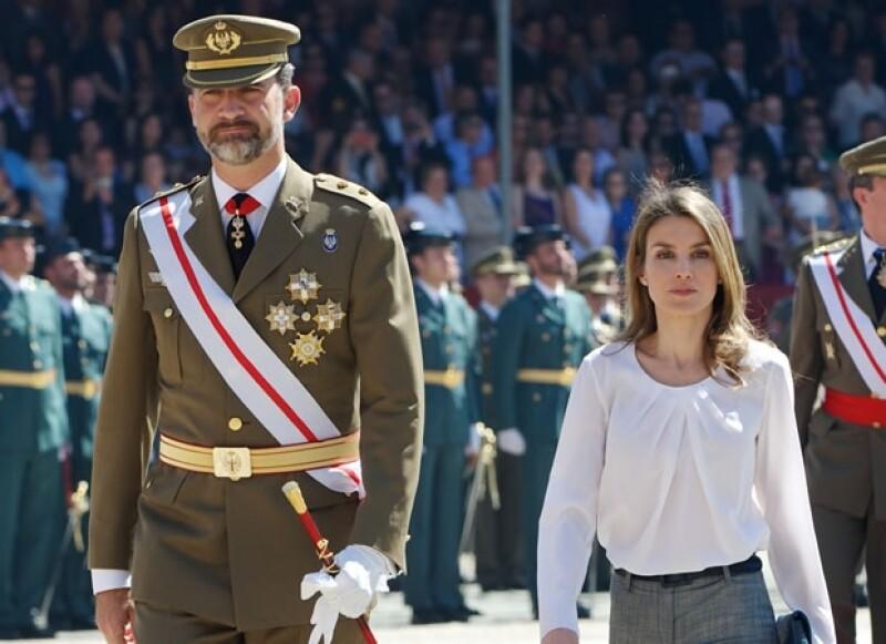 Los medios españoles aseguran que la pareja vive una crisis pero que la ha sabido ocultar.