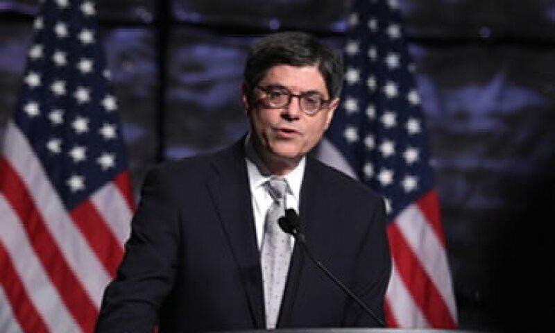 El secretario del Tesoro, Jacob Lew, invita a los legisladores a elevar el límite del endeudamiento para dar certidumbre mundial. (Foto: Getty Images)