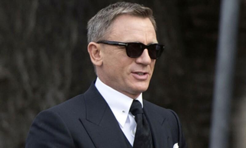 Parte de las aventuras de James Bond se grabarán en el Centro Histórico. (Foto: AFP)