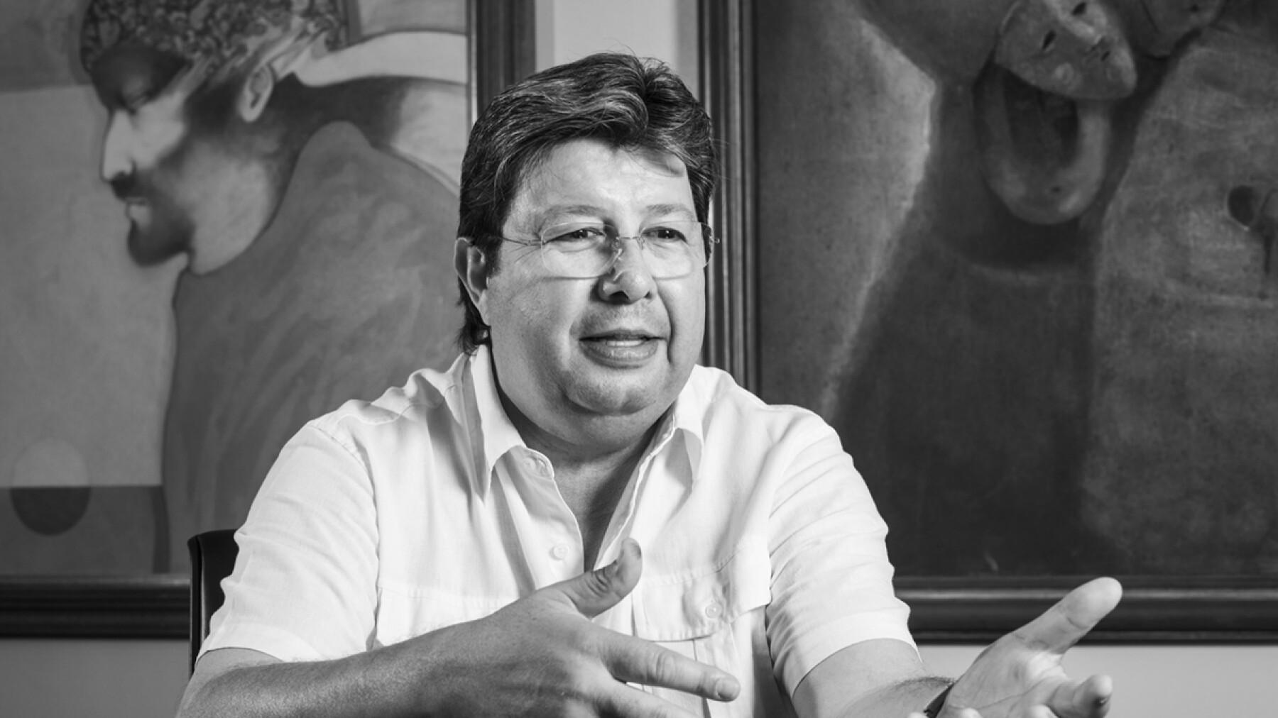 José María Garza Treviño, presidente.