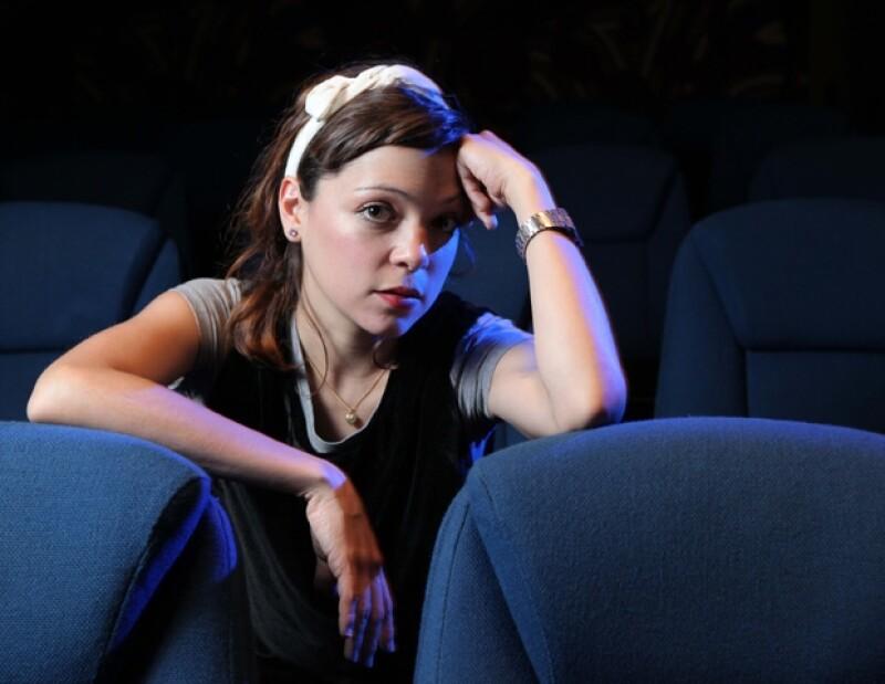 La cantante interpreta a un personaje muy distinta a ella en la cinta. (Foto: Luis Ortiz