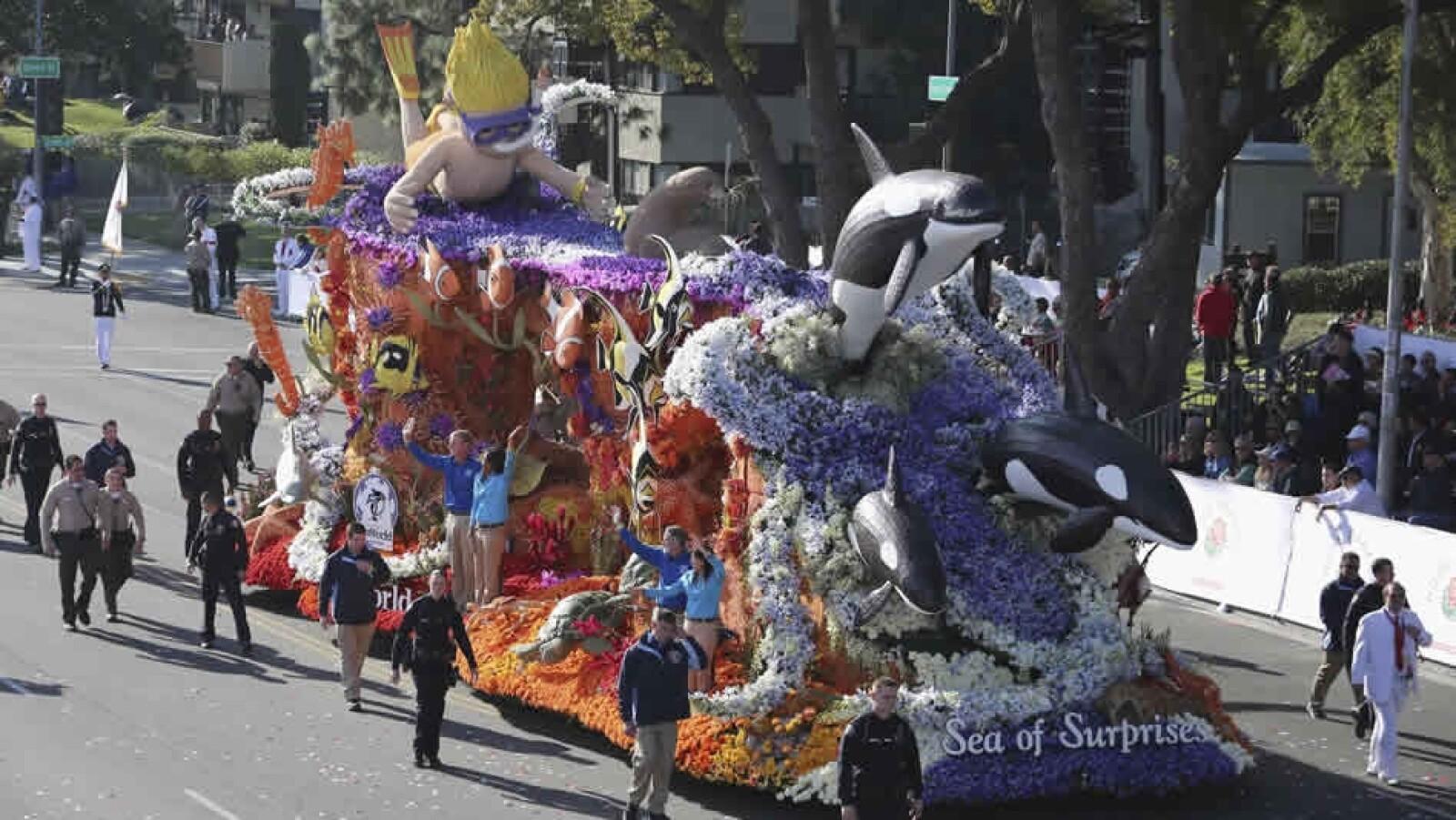 Desfile de las Rosas 2014 10