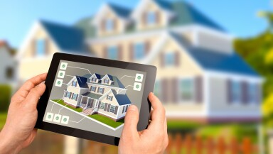 Buying new house: choosing real estate right investment, home automation