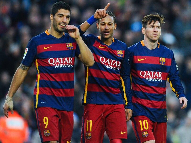 Lionel Messi y Neymar, dos de las grandes estrellas del futbol, volverán al Barcelona después del Mundial. (Foto: Getty Images)