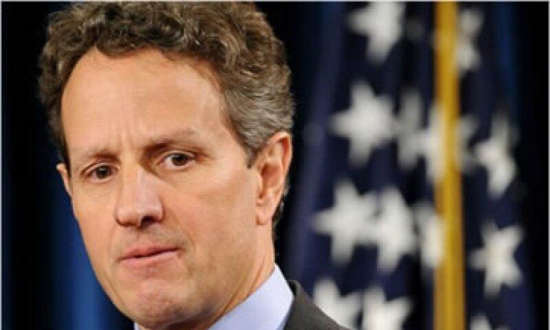Aún no se conoce quién tomará el lugar de Tim Geithner.  (Foto: Cortesía CNNMoney)