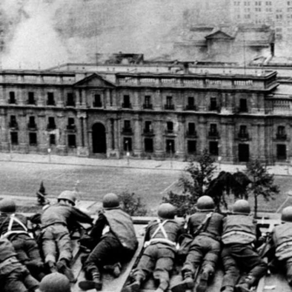 Chile aniversario 40 golpe 2