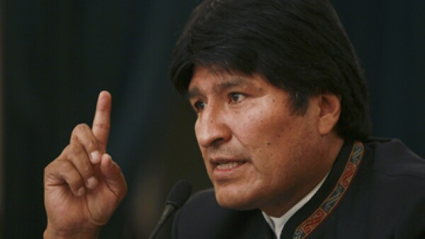 Con la nacionalización de TDE, el Gobierno de Evo Morales amplió un proceso de recuperación del sector eléctrico. (Foto: AP)
