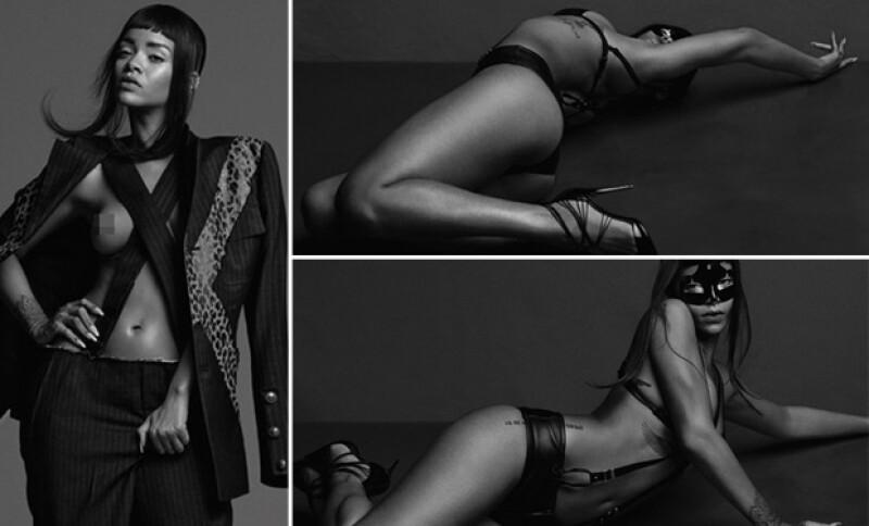 Estas celebrities se han destapado con mucha confianza ante la cámara recientemente, dejando su sensualidad y seguridad a la vista de todos.