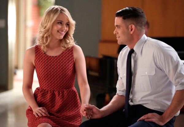 Mark es mejor conocido como Noah `Puck` Puckerman en Glee.