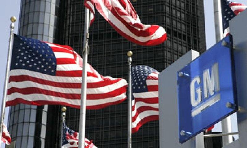 General Motors fue una de las automotrices rescatadas por el Gobierno estadounidense durante el 2008. (Foto: AP)