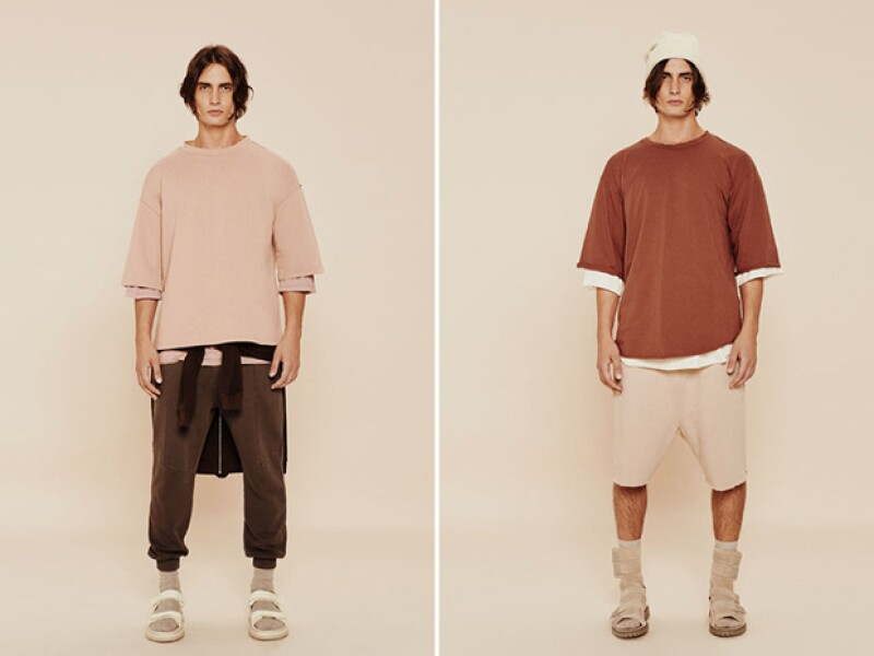 Estos son diseños de la colección `Streetwise´ de Zara.