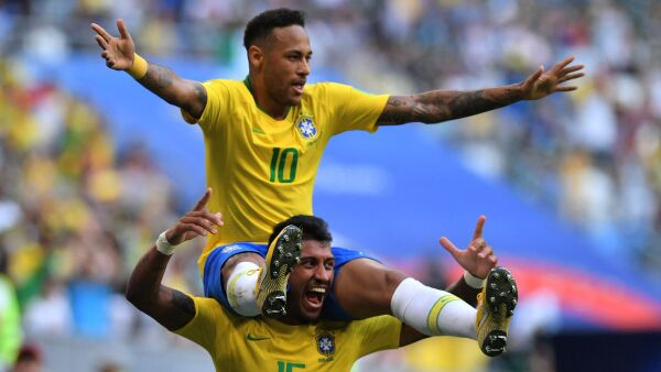 Con dos goles, Brasil termina con el sueño mundialista de México