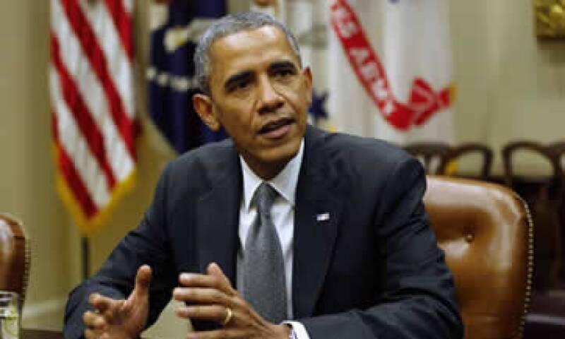 Obama tuvo reuniones con legisladores republicanos y demócratas sin acuerdos concretos. (Foto: Reuters)
