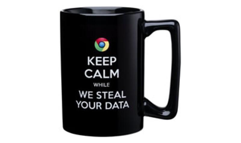La web Scroogled nació hace un año para criticar el acceso de Google a datos de usuarios. (Foto: Tomada de microsoftstore.com)