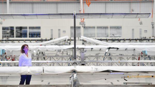 Zephyr de Airbus 1
