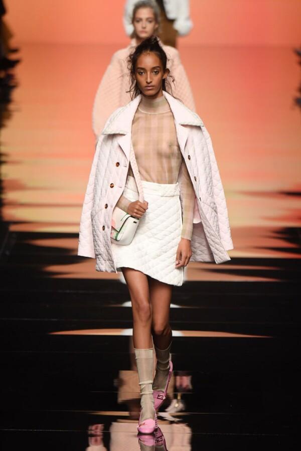Fendi - Runway - Milan Fashion Week Spring/Summer 2020
