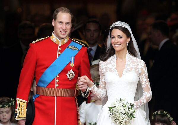 William y Kate boda real 2011