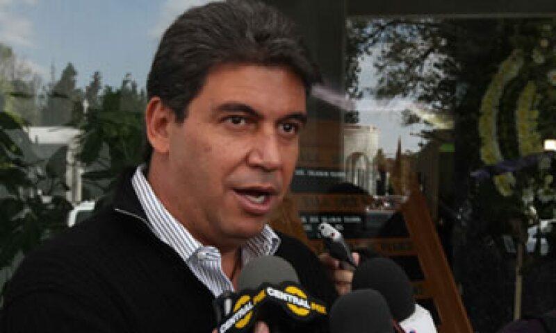 AMóvil pretende venderle a un solo comprador, dijo  Arturo Elías Ayub. (Foto: Cuartoscuro)