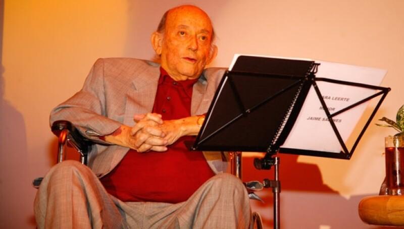 El escritor falleció a los 66 años de edad víctima de cáncer.