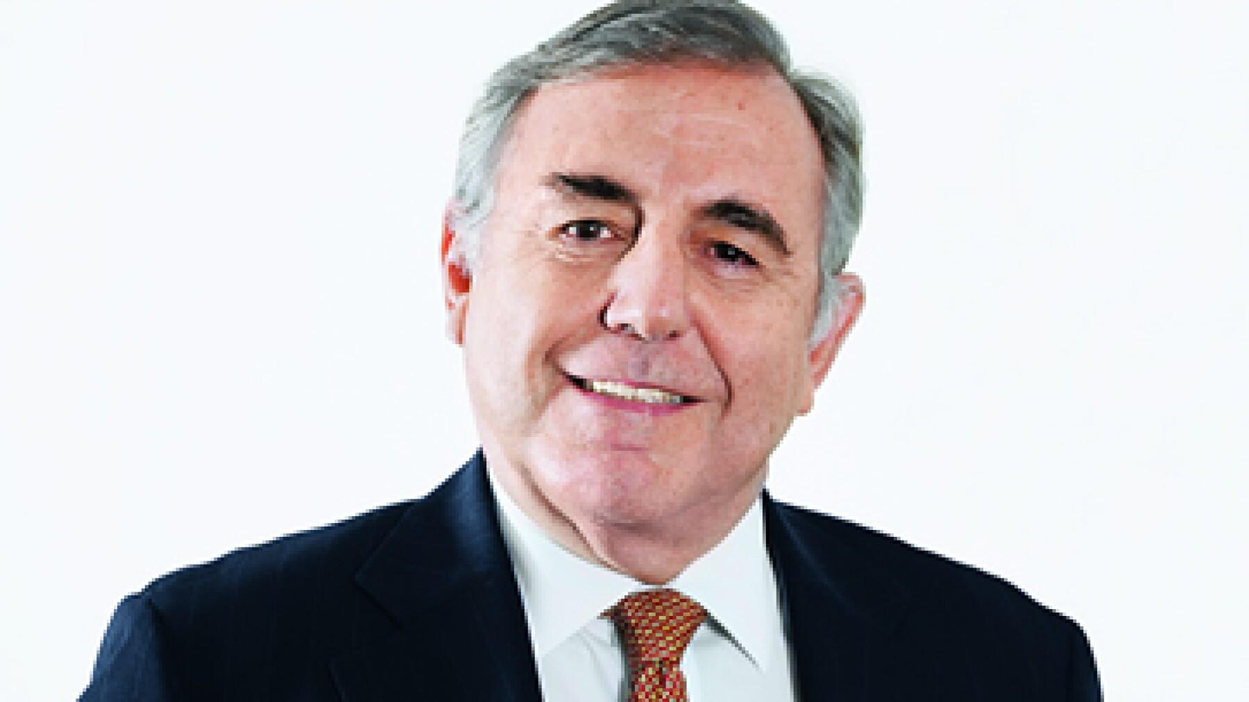 Eugenio Clariond ganó cuatro posiciones en el ranking 2012 de 'Los 100 empresarios más importantes de México'. (Foto: Abigail Guzmán)