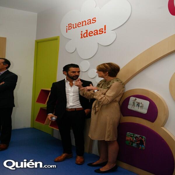 Pepe Bastón,Dolores Beistegui