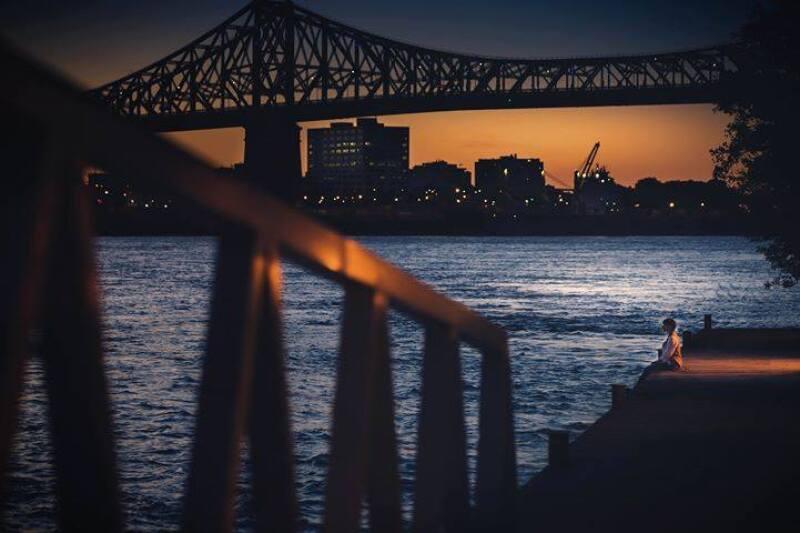 Jaques-Cartier Bridge