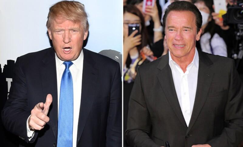 What? Sin siquiera haber sido considerado en la lista de los posibles reemplazos del empresario en el show, Arnold Schwarzenegger será el nuevo protagonista.