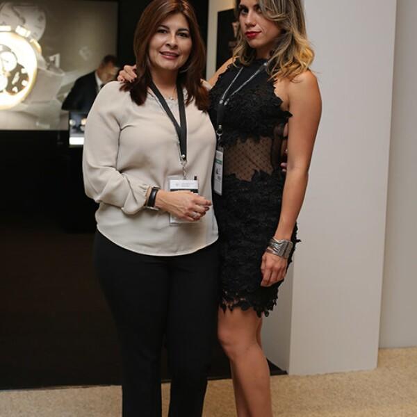 Diana Flores y Viridiana Soria
