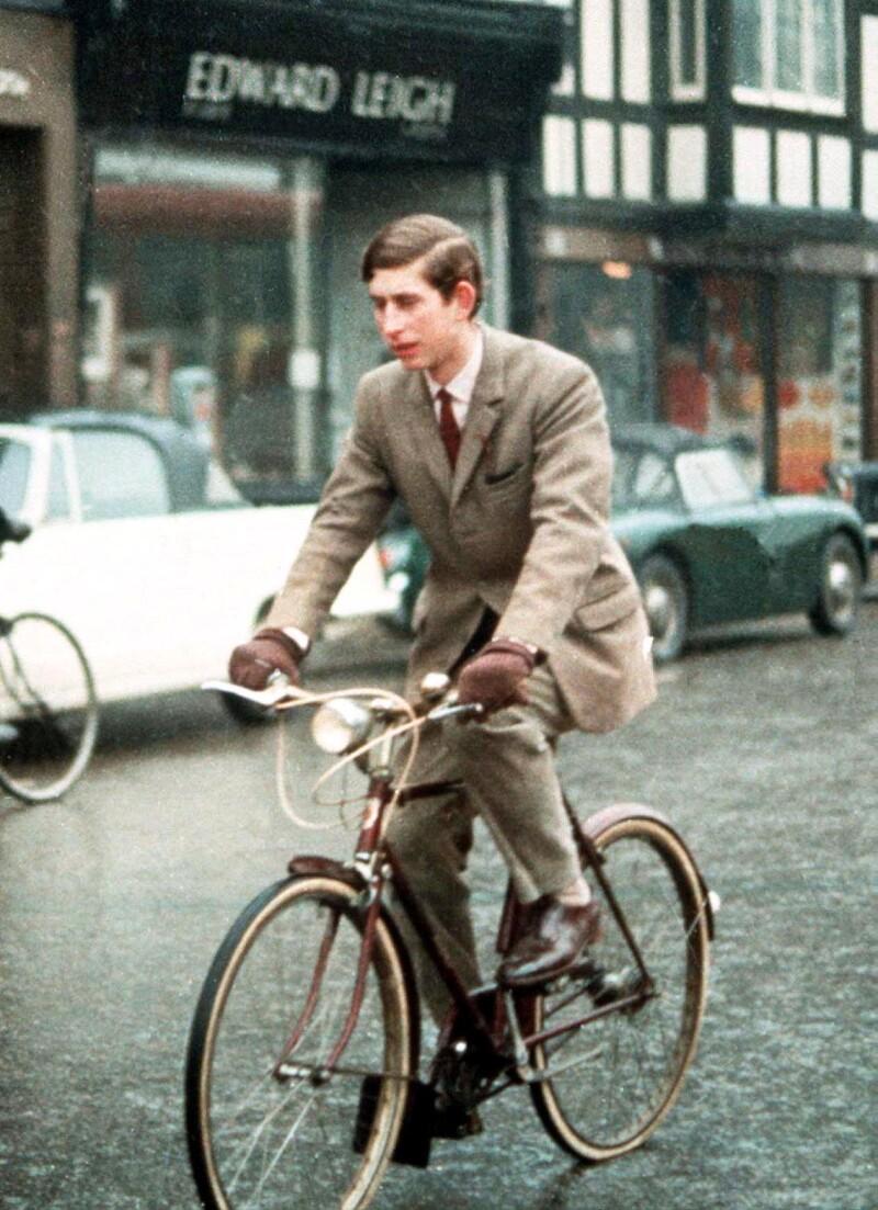 Príncipe Carlos 1969