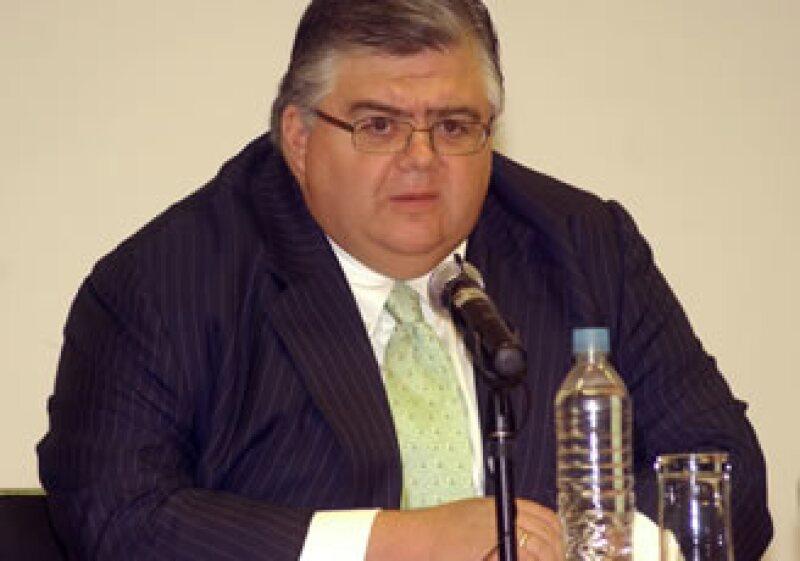 Agustín Carstens, secretario de Hacienda, dijo que el cierre de Luz y Fuerza del Centro ahorrará 18,000 mdp. (Foto: Notimex)