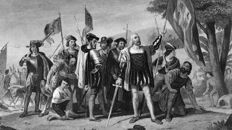 cristobal colon judios conquista españa