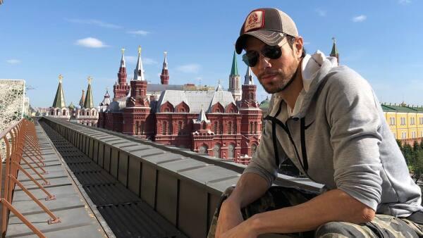 Enrique Iglesias muestra faceta nunca antes vista como papá