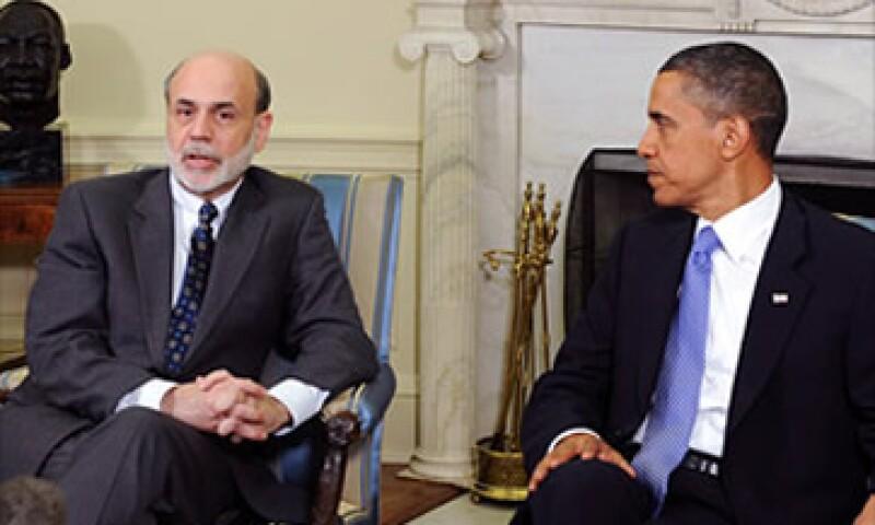 Obama respaldó el segundo periodo del republicano Bernanke en 2009. (Foto: Cortesía Fortune)