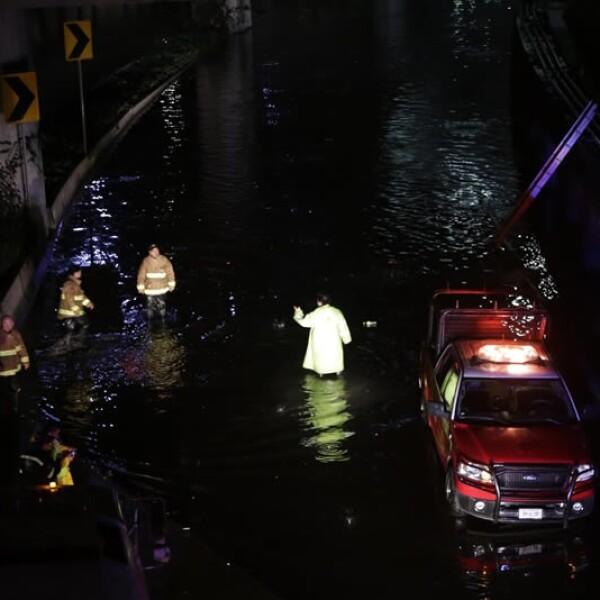 lluvias inundaciones DF 2