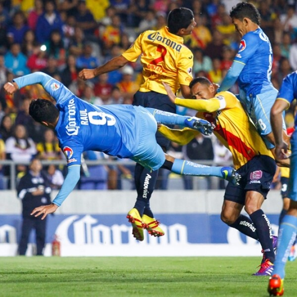 Los jugadores del subcampeón del futbol mexicano no están en su mejor momento
