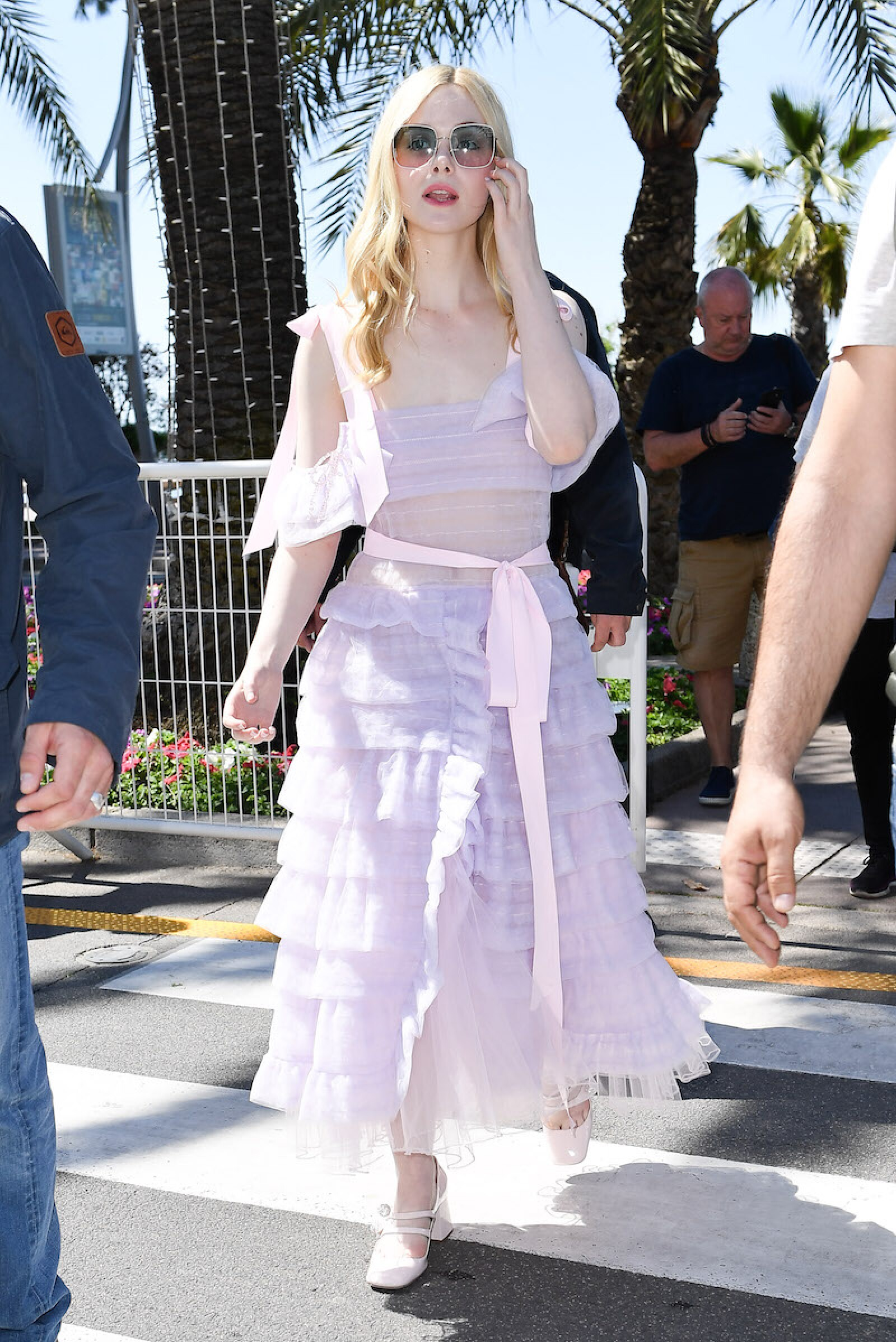 Celebrity Sightings At The 72nd Annual Cannes Film Festival - Day 1
