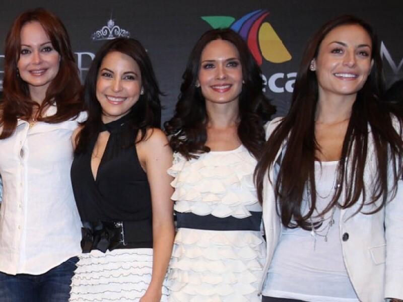 """La hija de Gonzalo Vega comenzó las grabaciones de """"Emperatriz"""", la nueva telenovela de TV Azteca que se transmitirá por canal 13."""
