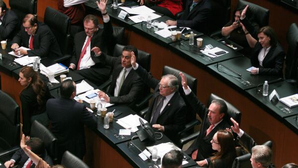 senado ley ingresos