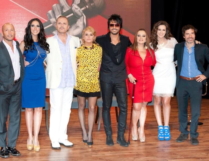 El reality musical comenzará el 9 de septiembre y será conducido por Jacqueline Bracamontes.