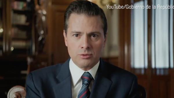 Peña Nieto destaca el trabajo por la transparencia y el combate a la corrupción