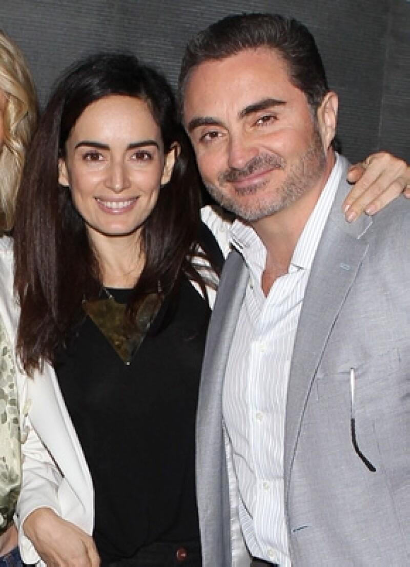 La veracruzana está imparable. En breve comenzará el rodaje de un filme de humor negro, proyecto por el que su pareja el político Tomás Ruiz la respalda completamente.