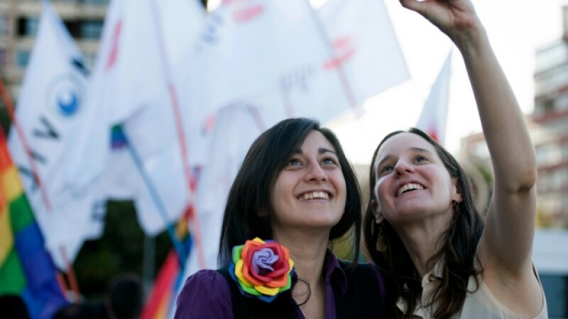 chile union civil homosexuales