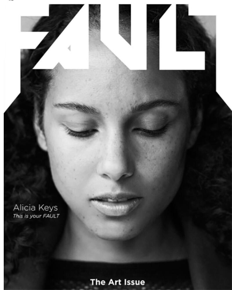 Alicia Keys y su campaña #nomakeup