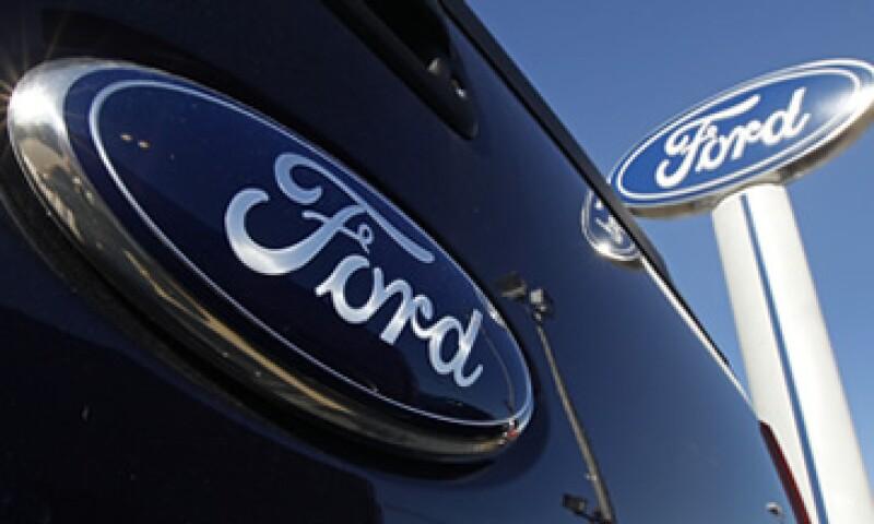 Ford dijo que posteriormente se podrá adoptar el hidrógeno como combustible. (Foto: AP)