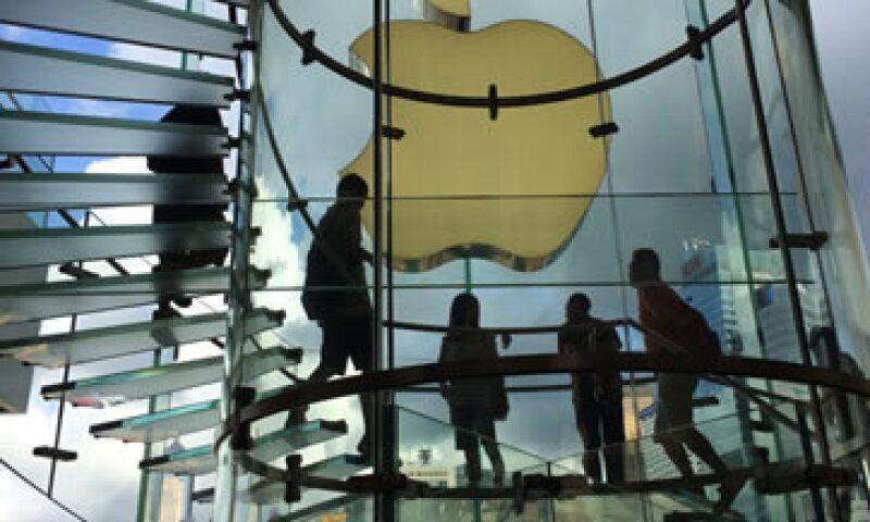 Apple niega que haya conspirado para fijar los precios de los libros digitales.  (Foto: AFP)