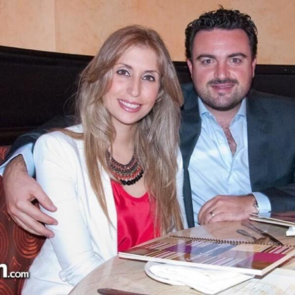 Charlie e Ivonne Elman