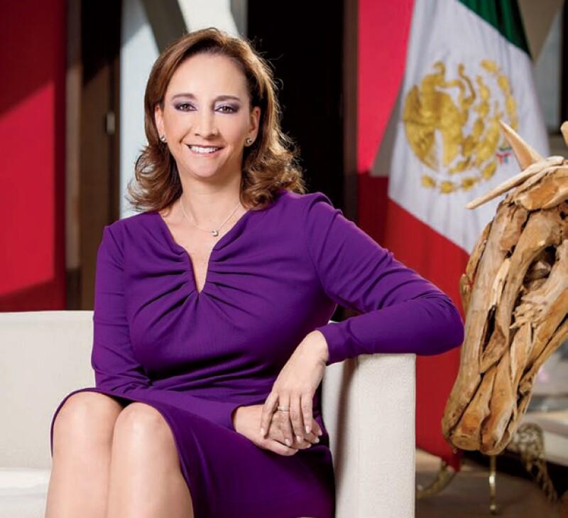 Esta tarde, el presidente Enrique Peña Nieto nombro a la abogada y política mexicana como titular de dicha secretaría.