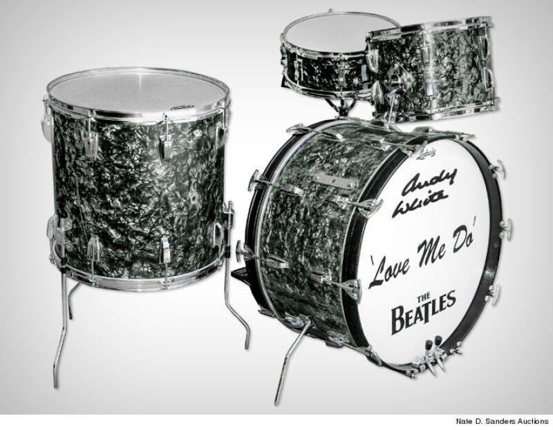 Batería de los Beatles