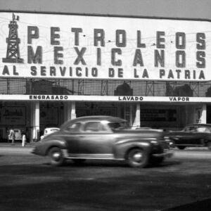 petróleos mexicanos  Expansión 50 años
